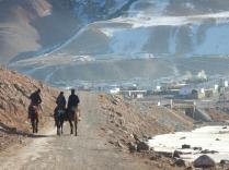Way to travel in Nura, 28 Dec 14