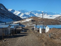 Relief housing in Nura, 28 Dec 14