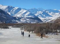 Ice hockey in Nura, 28 Dec 14