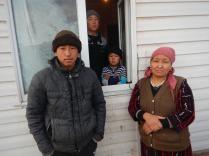 Our Kyrgyz family, 29 Dec 14