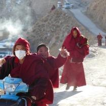 Xiewu, on the Tibetan plateau, 2 Feb 15
