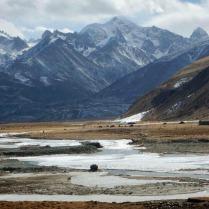 On the Tibetan plateau, Feb 2015