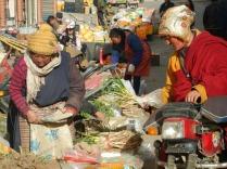 Daofu market, 12 Feb 15