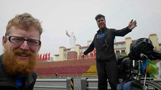 Central Square,  Chengdu, 18 Feb 14