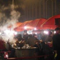 Kashgar night market, 2 Jan 15