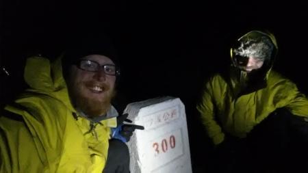 300kms across the Taklamakan, 13 Jan 15