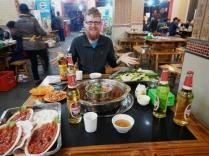 A Chongqing hotpot, 24 Feb 15