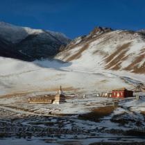 Mountain scenery, Feb 2015