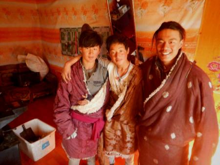 More Tibetan hospitality