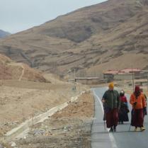 A long walk to Lhasa