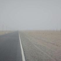 On the Southern Silk Road, Taklamakan desert, Jan 2015