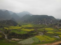 Guizhou province, March 2015