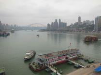 The Yangtze at Chongqing, Feb 2015