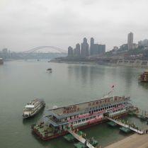 The Yangtze at Chongqing, Feb 2015