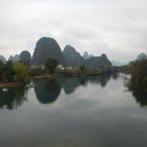 Karst peaks, near Yangshuo, 12 March 15