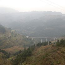 Guizhou province, Feb 2015