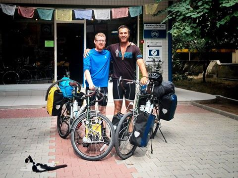 20140915 01 N n L at Istanbul bikeshop