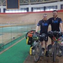 Guangzhou velodrome, 24 Mar 15