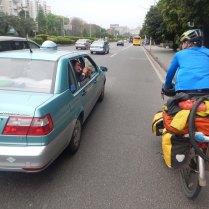 Fans in the traffic, 25 Mar 15